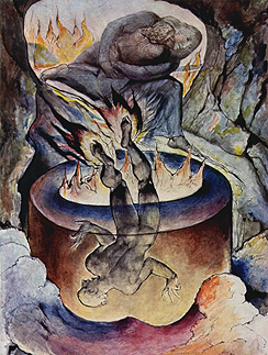 Выставка Уильяма Блейка
