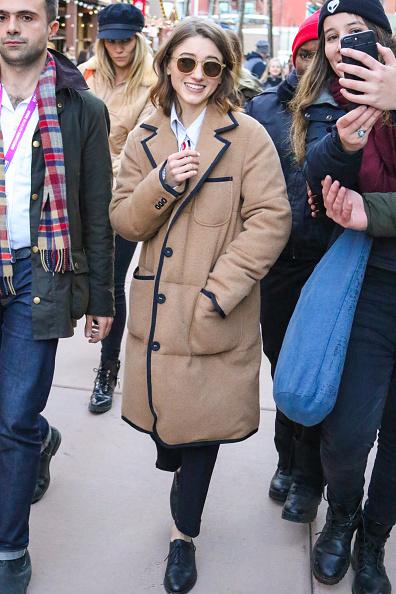 Фото №1 - Одеваемся как Нэнси: 5 школьных образов от Наталии Дайер