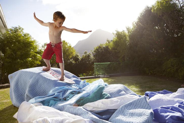 Фото №1 - Босс, наблюдатель, победитель: как определить тип личности вашего ребенка