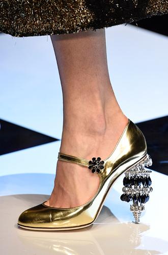 Фото №59 - Самая модная обувь сезона осень-зима 16/17, часть 2