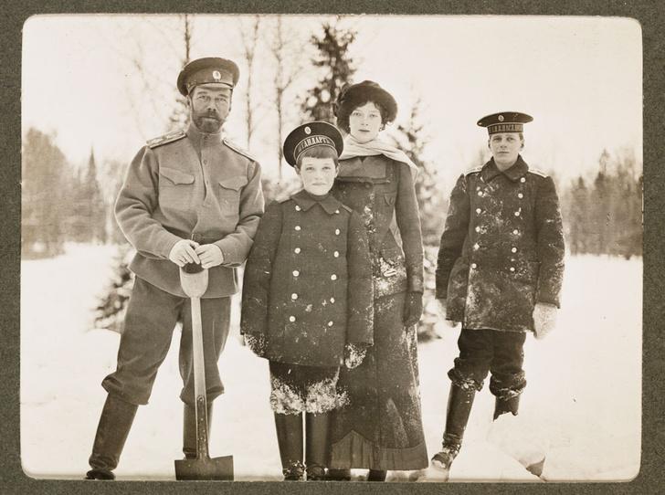 Фото №7 - Милые и забавные архивные фото царской семьи Романовых