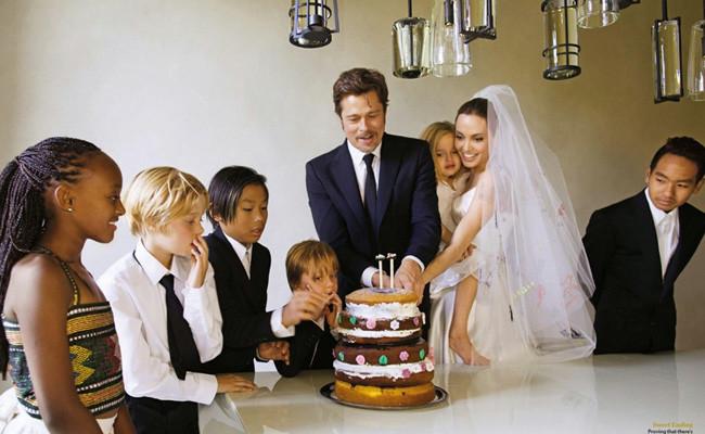 Главные свадьбы 21 века, свадебные фото знаменитостей