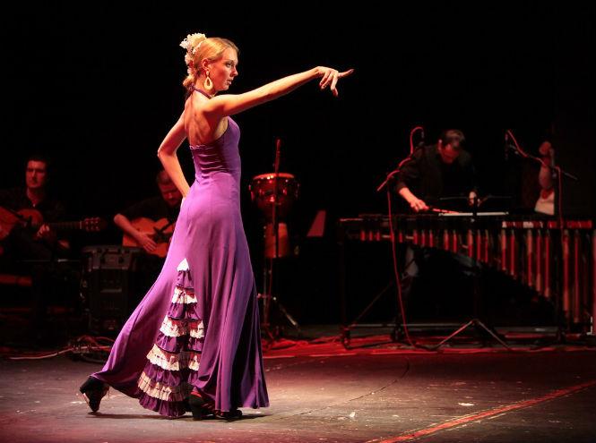 Фото №6 - Пламенное шоу «В ритме фламенко»