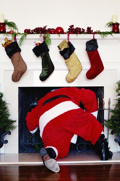 Фото №1 - Как правильно выбрать Деда Мороза и Снегурочку