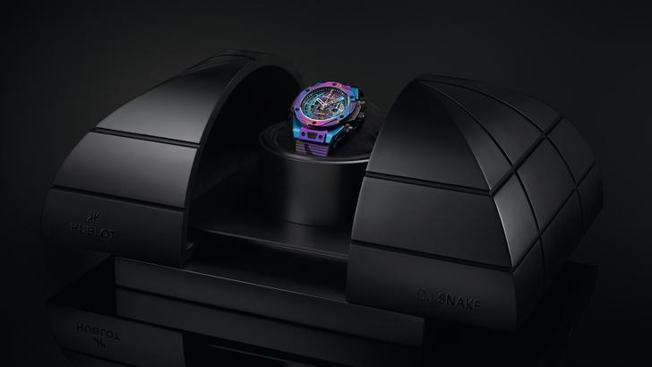 Фото №3 - Часы Hublot x DJ Snake в цветах вечеринки, которую вы не захотите пропустить