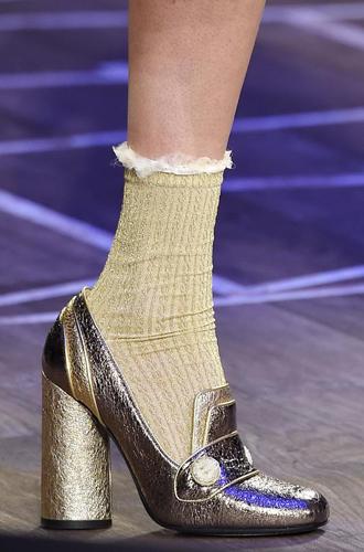 Фото №58 - Самая модная обувь сезона осень-зима 16/17, часть 2