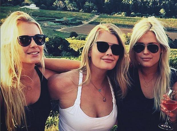 Фото №19 - Племянницы принцессы Дианы: Леди Китти, Элиза и Амелия Спенсер