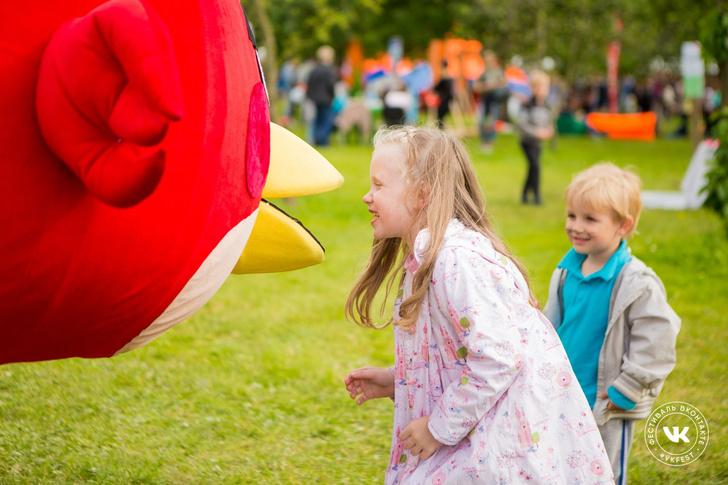 Фото №4 - VK Fest для детей: что готовят для маленьких гостей