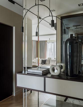 Фото №4 - Сила контраста: строгая мужская квартира 112 м²