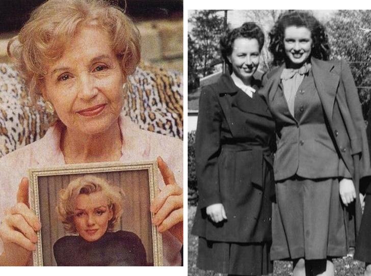Фото №1 - Бернис Бейкер Миракл: как сложилась судьба сестры Мэрилин Монро