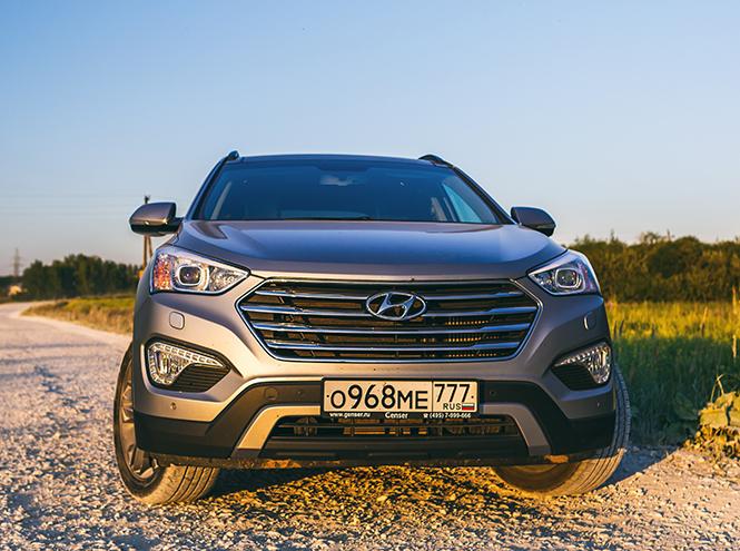 Фото №4 - Для всей семьи: кроссовер Hyundai Grand Santa Fe, в который поместится все