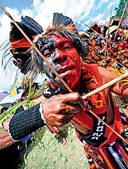 Фото №1 - Праздник: Фестиваль в Маунт-Хаген