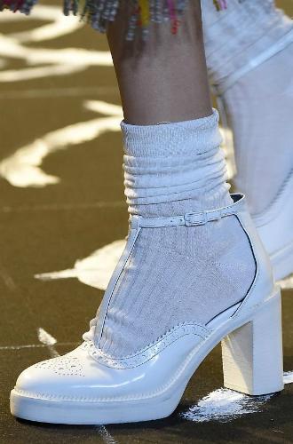 Фото №43 - Самая модная обувь сезона осень-зима 16/17, часть 1