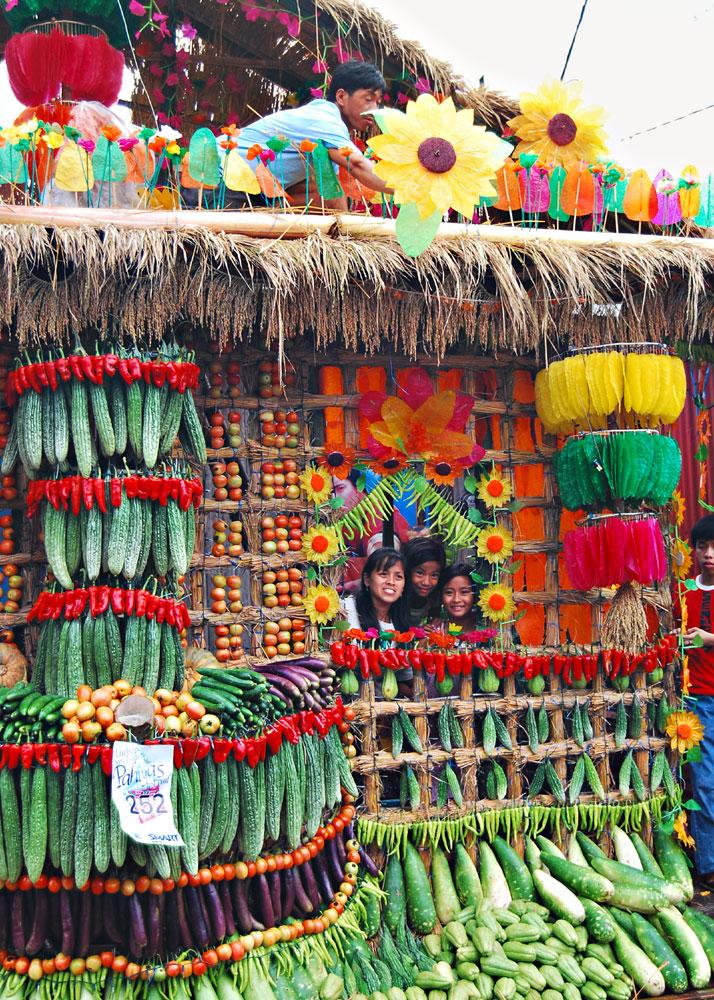 Фото №1 - Традиции: Пахияс, Филиппины