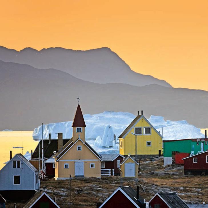 Фото №1 - Август в Гренландии