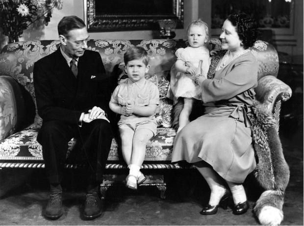 Фото №4 - Виват, король: единственное воспоминание Чарльза о его дедушке Георге VI