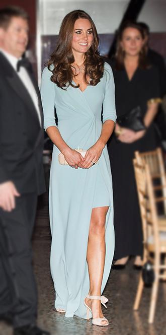 Фото №9 - В модном положении: две беременности герцогини Кембриджской (сравним?)