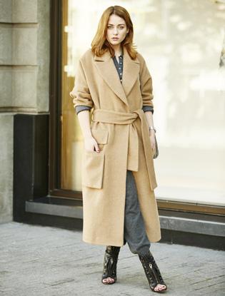 Фото №3 - I Am Studio: как носить пальто этой осенью