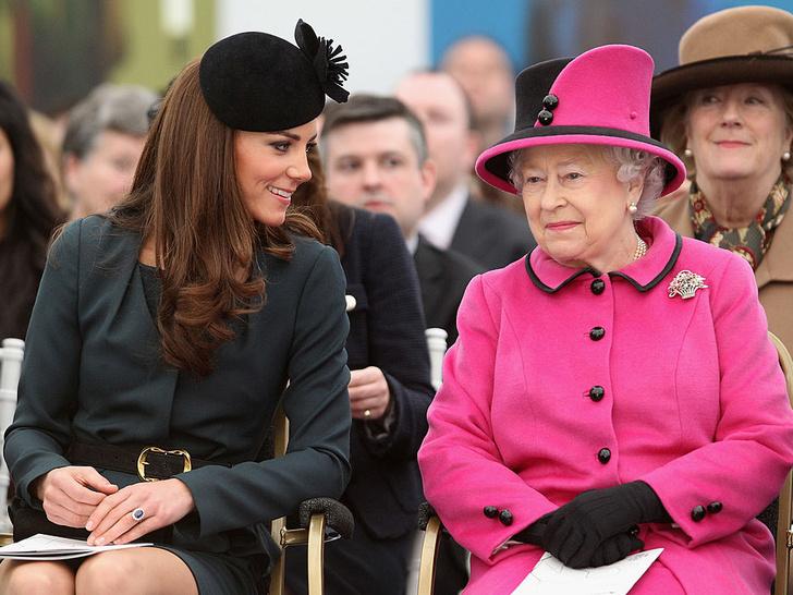 Фото №2 - Один интерес на двоих: общая страсть герцогини Кейт и Королевы