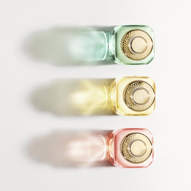 Фото №2 - «Парфюмерные» реки: новая коллекция ароматов Cartier