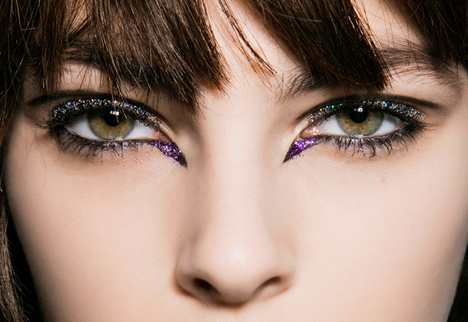 Фото №1 - Подводки для глаз: что модно и красиво в этом сезоне