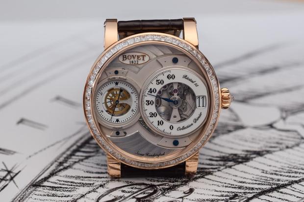 Фото №1 - Что означает слово «ретроград» в описании часов
