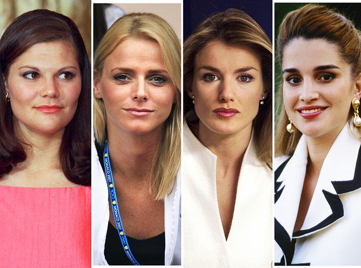 Фото №1 - Королевы и пластика: как меняли внешность коронованные особы