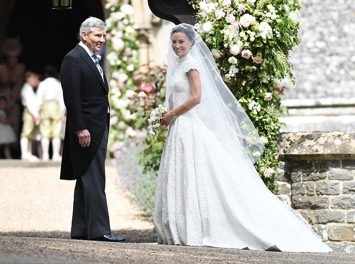 Фото №24 - Свадьба Пиппы Миддлтон
