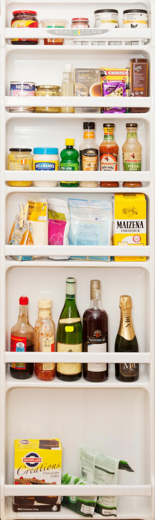 Фото №66 - Что лежит в холодильнике у жителей разных стран: 54 любознательных фото