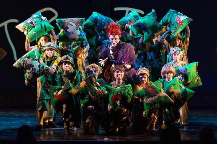 Фото №1 - В Москве пройдут показы детского мюзикла «Школа лесной магии»