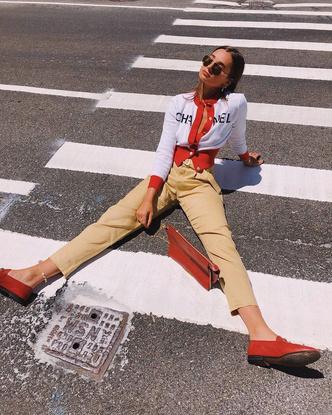 Фото №20 - Американская мечта: 6 правил нью-йоркского стиля от Даниэль Бернштейн