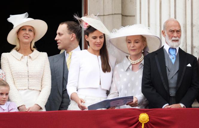 Фото №6 - Не приглашены: кого из Виндзоров не было на свадьбе Гарри и Меган