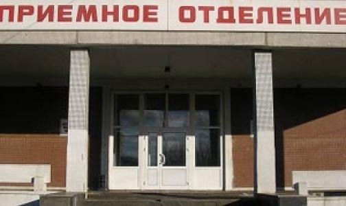 Фото №1 - Что происходит в приемных отделениях петербургских больниц