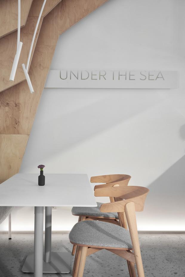 Фото №5 - Новая волна: суши-бар Under the Sea в Петербурге