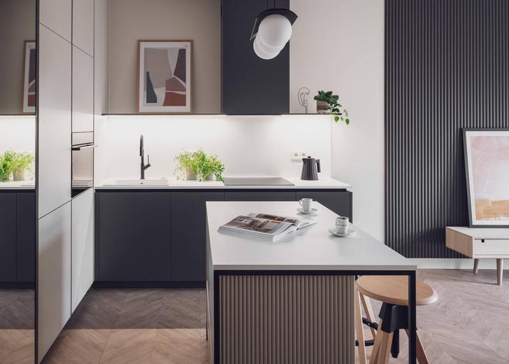 Фото №6 - Маленькая квартира 37 м² для сдачи в аренду в Польше