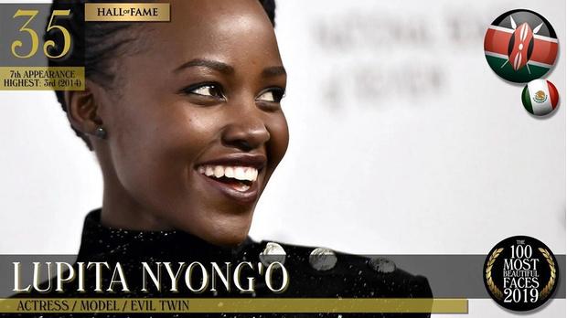 Фото №66 - Международный рейтинг: 100 самых красивых женских лиц 2019 года