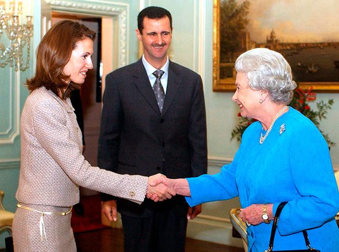 Фото №4 - Из «сирийской Дианы» в «Первую леди из ада»: история Асмы Асад