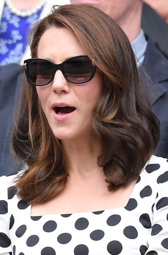 Фото №8 - Без затей: что на голове у беременных принцесс