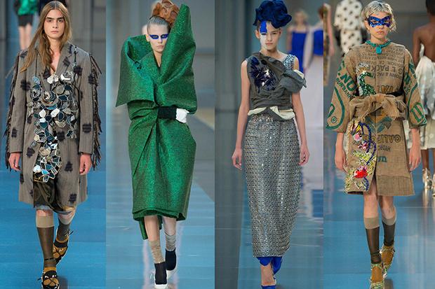 Maison Margela, Haute Couture, осень-зима 2016/2017