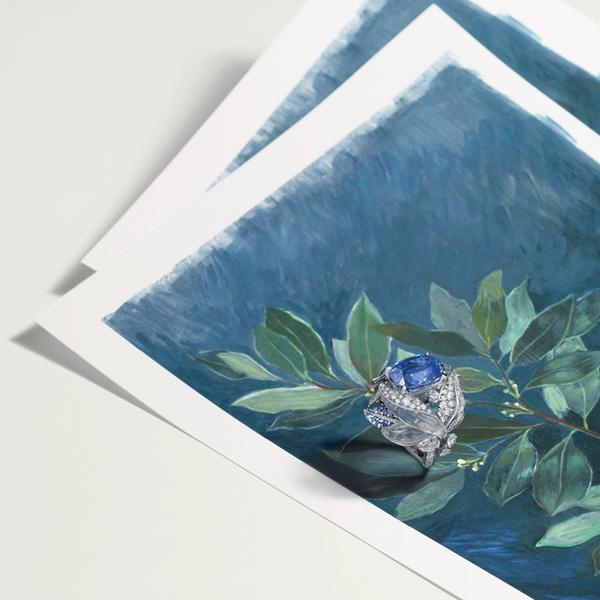 Фото №5 - Драгоценные дары природы: новая коллекция Chaumet