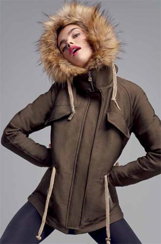 Фото №16 - Модная эклектика в новой осенне-зимней коллекции Desigual