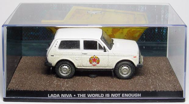 Фото №8 - 9 фактов о «Ниве», лучшем автомобиле СССР