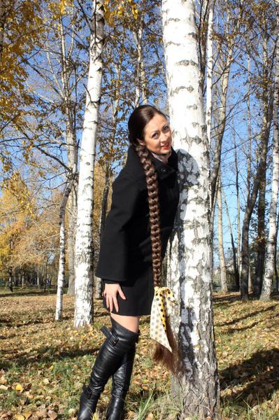 Фото №6 - Как Рапунцель: самые красивые косы Казани
