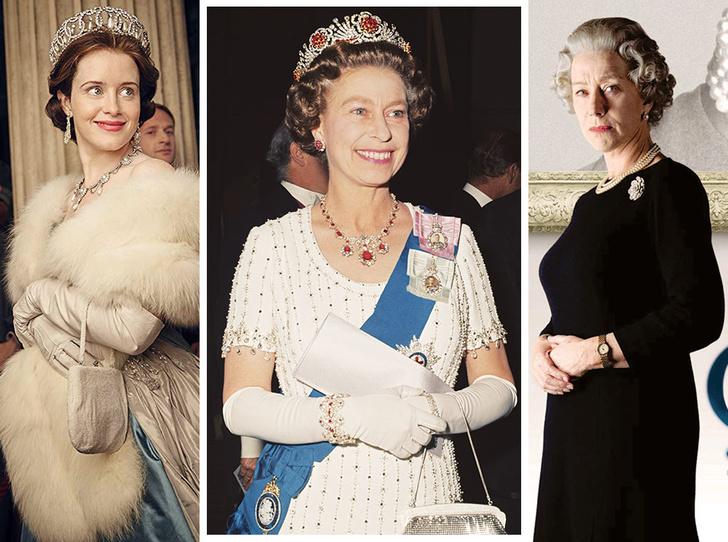 Фото №1 - Символ Елизаветы: образ британской королевы в кино и сериалах