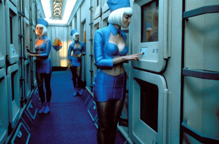 Фото №9 - Гости из будущего: самые стильные герои космических фильмов