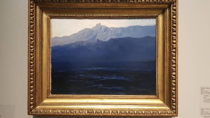 Фото №1 - Найдена картина, похищенная из Третьяковской галереи