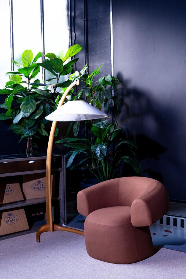 Фото №2 - Кресло Ruff по дизайну Патрисии Уркиолы для Moroso