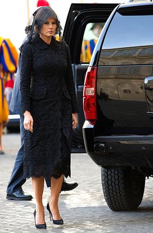 Фото №18 - 5 ложек дегтя: почему стиль Мелании Трамп не так хорош, как кажется