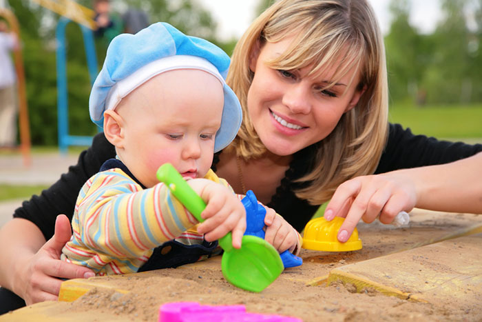 Фото №3 - Игры в песочнице: как сделать их полезными для ребенка