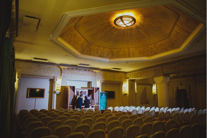 Фото №1 - Фонд Бельканто открывает фестиваль органной музыки в особняке Смирнова